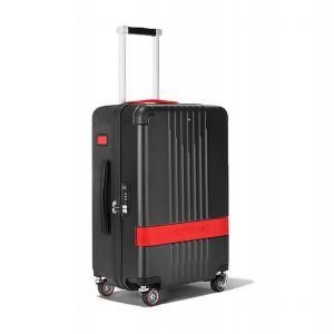 Montblanc X Pirelli Trolley Cabin Black Red #MY4810 Limited Edition 125491 man woman Luxury travel generation