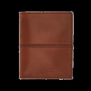 The Bridge VESPUCCI Pocket wallet 4cc Brown Leather 01468001-14