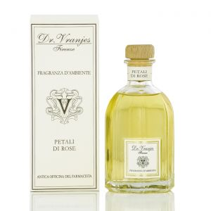 Dr. Vranjes Fragrance Environment Petali di Rose 250ml with bamboo