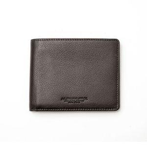 A.G. Spalding NEW YORK Man Wallet 8cc Brown Leather RFID Protatction man elegant casual