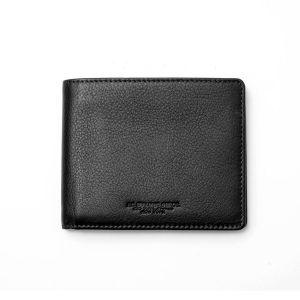 A.G. Spalding NEW YORK Man Wallet 8cc in Black Leather RFID Protatction man elegant gift