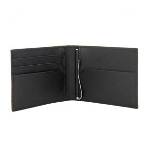 Montblanc Sartorial Wallet 4 cc with Money Clip