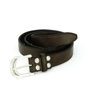 Montblanc Business Belt Black/brown Reversible cut-to-size