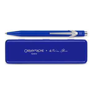 Caran D Ache Klein Blu 849 Limited Edition Ballpoint Pen 0849.648