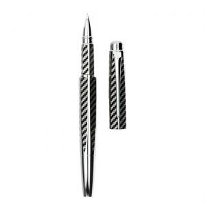 Caran D Ache Rnx 316 Carbon Fiber Rollerball Pen 4570.083 man woman