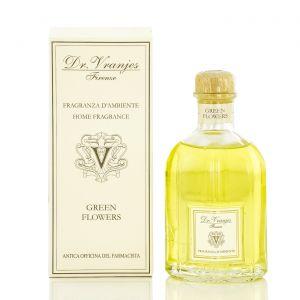 Dr. Vranjes Fragrance Environment Green Flowers 250ml whit bamboo