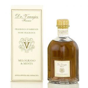 Dr. Vranjes Fragrance Environment Melograno e Menta 250ml with bamboo
