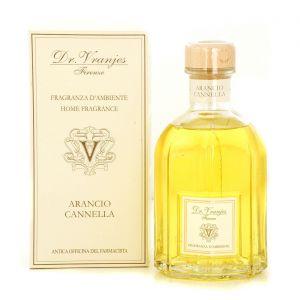 Dr. Vranjes Fragrance Environment Arancio e Cannella 500ml whit bamboo