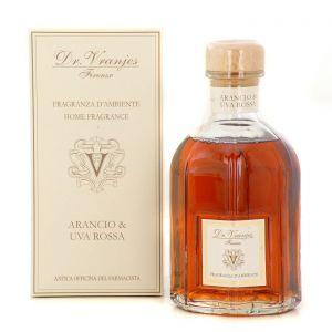 Dr. Vranjes Fragrance Environment Arancio e Uva Rossa 500ml whit bamboo