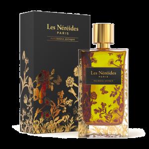 Les Nereides Woman Perfumes Patchouli Antique Fragrance Bottle 100ml EDP-100ML gift for her icon paris made france