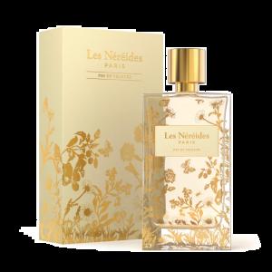 Les Nereides Woman Perfumes Pas De Velours Fragrance Bottle 100ml gift for her Icon Paris