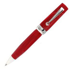 Montegrappa Micra Red Resin BallPoint Pen