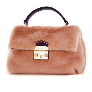 Furla Metropolis Nuvola Top Handle Bag Pink woman