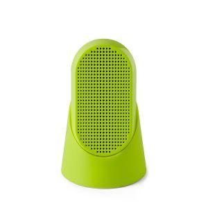 Lexon Design MINO T Yellow Fluo Bluetooth speaker integrated carabiner Travel