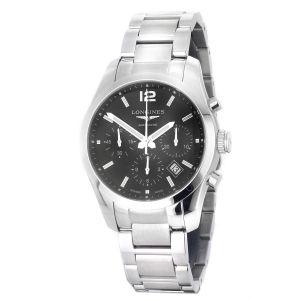 Longines Conquest Classic Man Watch Automatic Chronograph 41mm L2.786.4.56.6 man