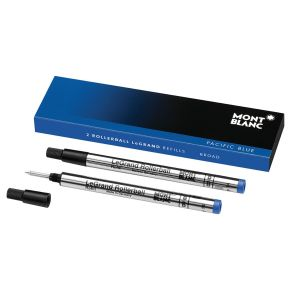 Montblanc LeGrand rollerball refill Royal Blue broad 128229