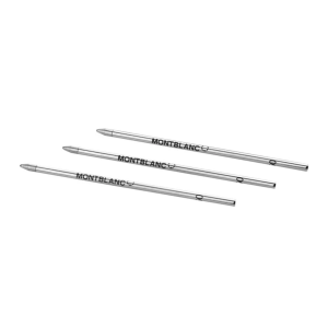 Montblanc ballpoint mini refill mistery black 128222