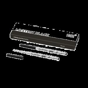 Montblanc refill per penna a sfera B grosso mistery black 128212