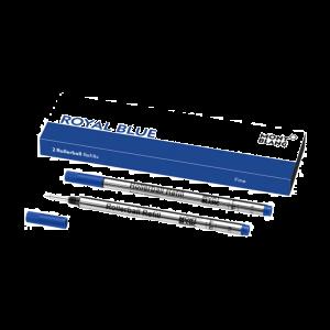 Montblanc roller refill Royal blue fine 128232 box