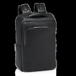 Porsche Design Roadster Man Backpack XS Black Leather 4056487000619 man business work