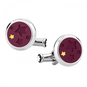 Montblanc Cufflinks Le Petit Prince and Planet