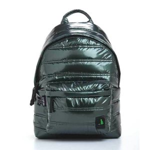 Backpack Invicta Vintage Jolly III Icon Small Blue Yellow Washed 206001965 Icon Italy Montain School effect stone washed
