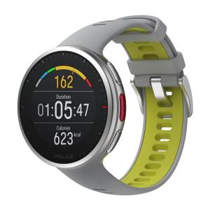 Polar Watch Vantage V2 Premium Multisport SmartWatch Grey Lime M/L 90083650