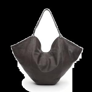 The Bridge Shoulder Bag Double Function Brown leather