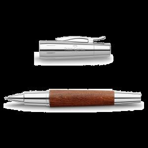 Faber Castell collezione Design E-Motion wood pero Roller 148205