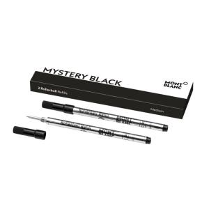 Montblanc roller refill Mystery Black (nero) 128231