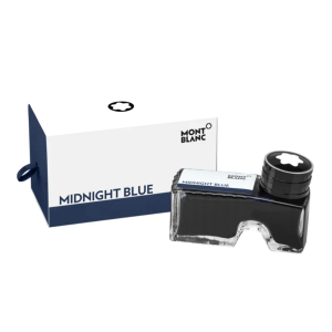Montblanc Ink bottle Midnight Blue 60ml 128186
