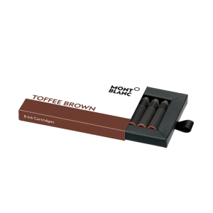 Montblanc Cartucce d'inchiostro Toffee Brown 128203
