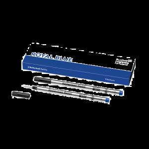 Montblanc roller refill Royal Blue medium 128233