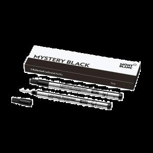 Montblanc Ricarica per roller LeGrand Mistery Black fine 128224