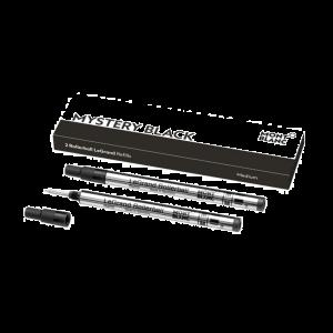 Montblanc LeGrand rollerball refill Mistery Black medium 128225