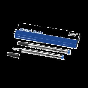 Montblanc LeGrand rollerball refill Royal Blue medium 128228 BOX