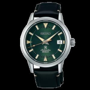 Orologio Seiko Prospex Riedizione rienterpretazione Alpinist 1959 SPB245J1 quadrante verde