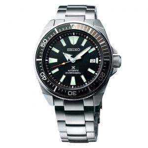 Seiko Watch Man Prospex Samurai SRPF03K1 Black Dial Automatic Diver Man