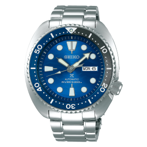 Seiko Turtle SRPD21K1 Prospex Automatic Diver 200M Watch Great Shark Save Ocean